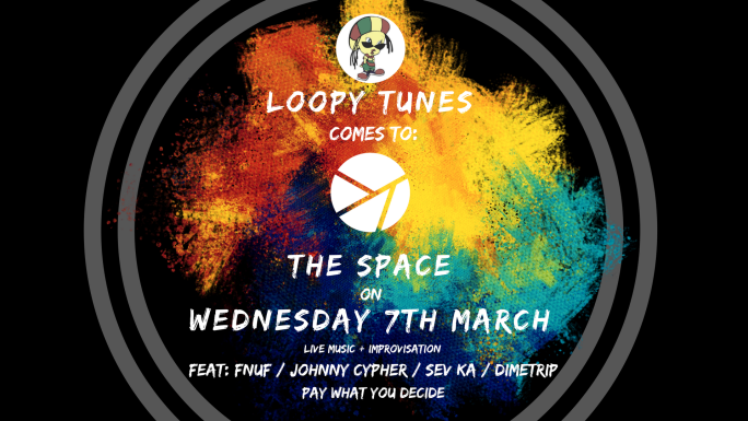 Loopy Tunes - Rescheduled